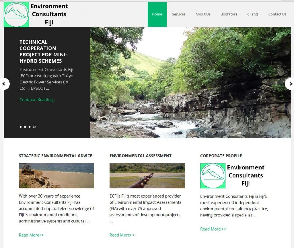 EnvironmentFiji.com