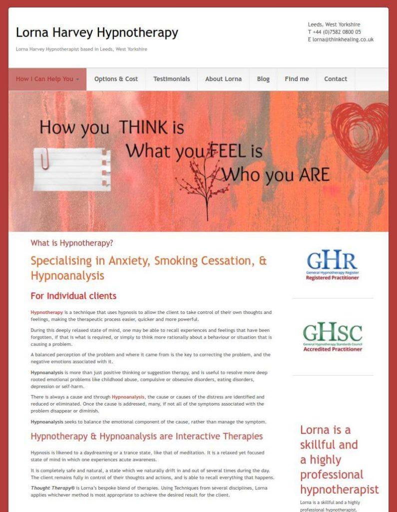 ThinkHealing.co.uk