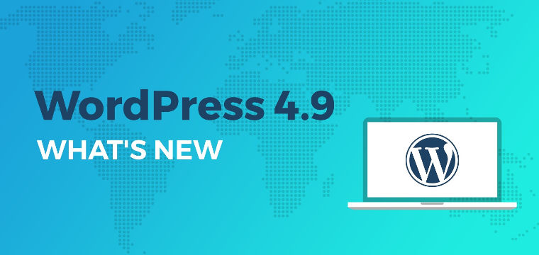 And WordPress 4.9.1 is here, so what's new?